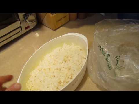 How to UNsticky, Sticky Rice.