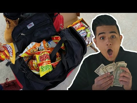 The BEST Candy To Sell At SCHOOL!! ( Make $500 A WEEK! )   How To Sell Candy At School   PapiChuloTV