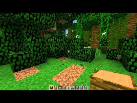 Minecraft - Let's Build A Jungle Village - Ep.01