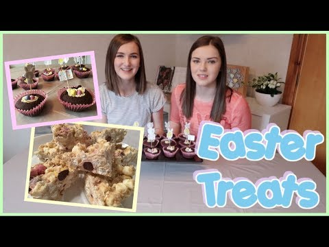 Quick & Easy Easter Treats!