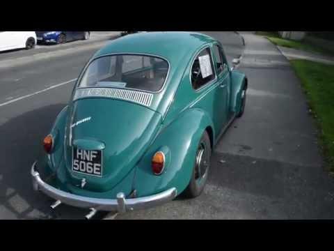 1967 Volkswagen Classic Beetle For Sale