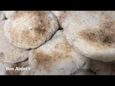 How To Make Egyptian Bread