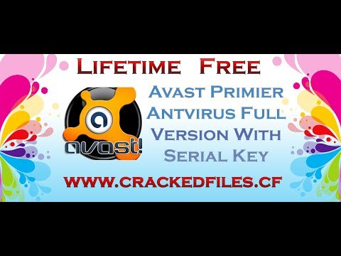 Avast Primier Offline Full Version Lifetime Free With Serial Key    crackedfiles.cf