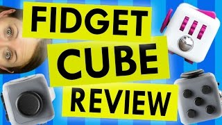 Download Hands On Review of the Fidget Cube Video