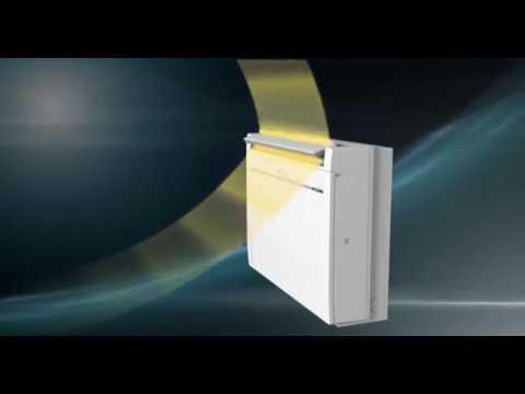 Mitsubishi Electric varmepumpe teknologi: Multiflow Kirigamine Furo