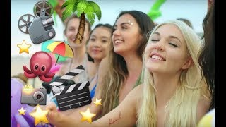 BEHIND THE SCENES OF HRVY - HOLIDAY MUSIC VIDEO