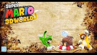 Super Mario 3d World Theme - Swing Jazz Remix
