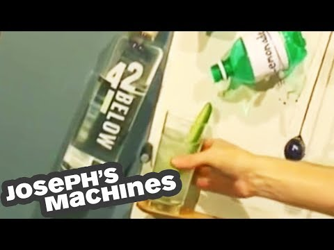 The Cocktail Maker (Rube Goldberg)   Joseph's Machines