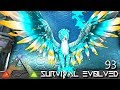 ARK: SURVIVAL EVOLVED - NEW GOD PHOENIX AKAT'S ANGEL PET FOREWORLD MYTH E93 (MOD EXTINCTION CORE) mp3