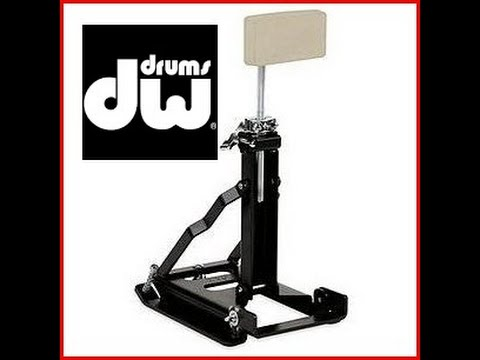 DW Backstage Practice Pad | Steve Smith Bass Drum Pad
