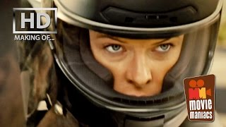Mission Impossible 5 Rogue Nation | official stunt featurette Motorcycles (2015) Tom Cruise