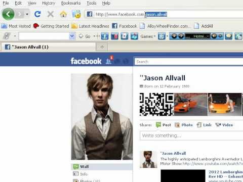How to get your Facebook email address -username@facebook.com