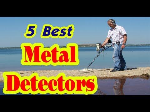 Best Metal Detector to buy in 2017