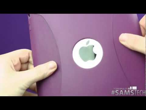 Amzer Silicone iPad Case Review