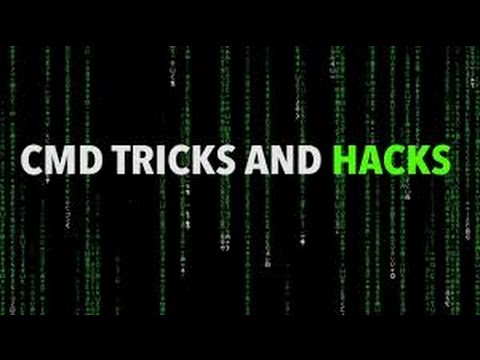 Cool Command prompt Tricks you should Know(Hotspot using cmd??)
