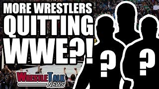 Rumor More Wrestlers Quitting Wwe Bullet Club Shoots On Wwe Wrestletalk News Oct 2017