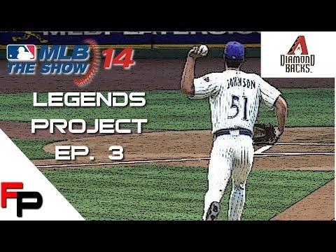 MLB 14 The Show - PS4 - Legends Roster Project - All-Time Arizona Diamondbacks