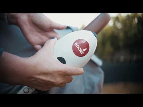 Rockit Portable Baby Stroller Rocker - Instructional Video