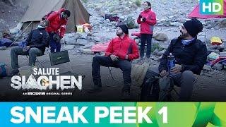 Salute Siachen | Sneak Peek 01