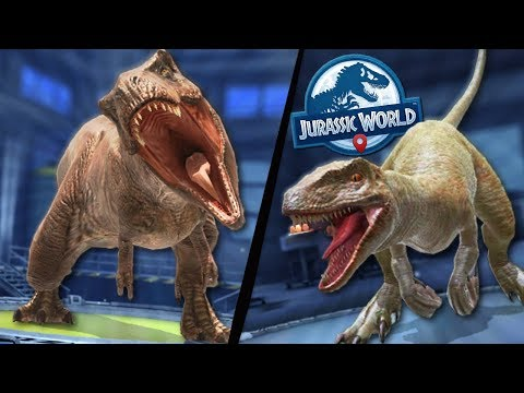 ROAD TO THE INDOMINUS REX! - Jurassic World