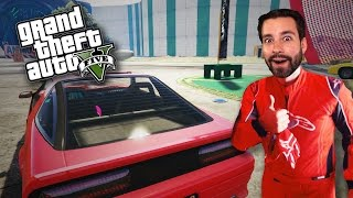 Windmill Rage & Straight Up Nerves Of Steel! (GTA V Races)