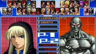 SCREENPACK] MUGEN Match 2 by Tatsu