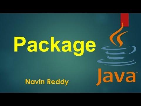 #8.1 Java Tutorial | Package