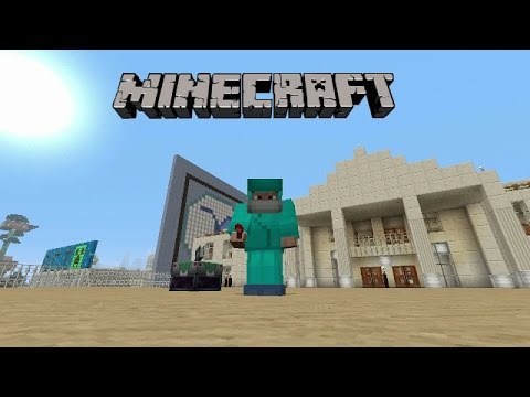 LET'S BUILD A CRUISE SHIP - MINECRAFT LIVE PS4