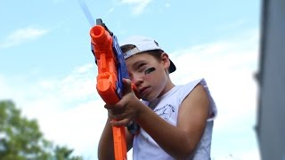 Nerf War: Air Drone Attack