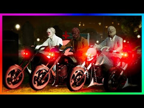 GTA 5 ONLINE - HOW TO GET THE HALLOWEEN MASKS & OUTFITS EARLY FOR FREE! (GTA 5 Glitches & Tricks)