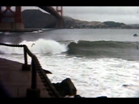 Old Surf Movies: Fort Point, 1972-1975