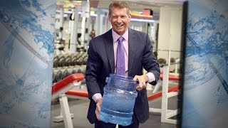 """Vince McMahon takes part in the """"Ice Bucket Challenge"""""""