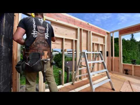 FTF #57 How To Build Roof Trusses!