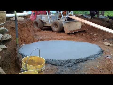 Island Fortress 099 How to Make a Concrete Water Tank