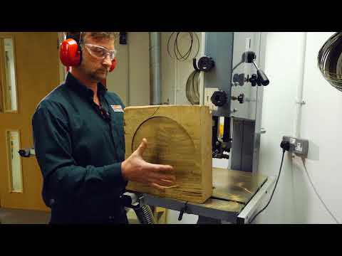 Axcaliber High Carbon Backtooth Bandsaw Blade - Product Overview
