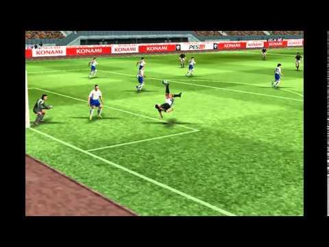 PES 2012 Pro Evolution Soccer for galaxy pocket { Apk + Data }