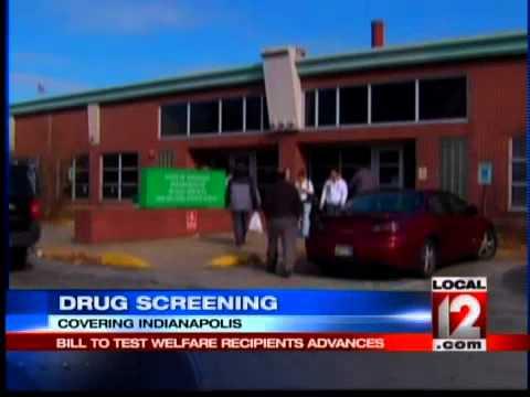 Bill to Drug Screen Welfare Recipients Advances