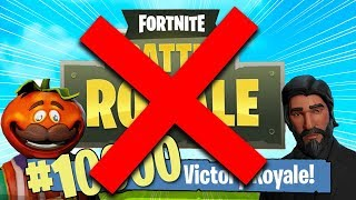 STOP PLAYING FORTNITE.