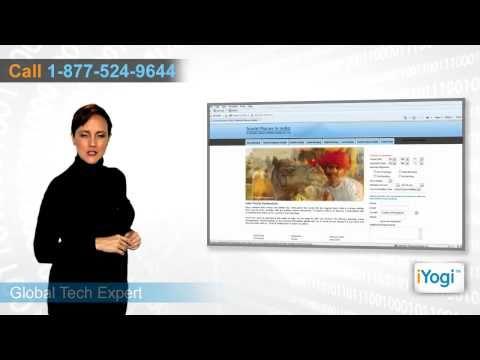 Reset Internet Explorer® 8  settings in Windows® XP