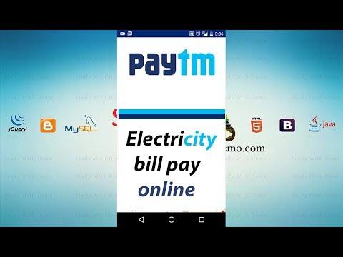 How to Pay Electricity Bill Through Paytm APP | Andhra Pradesh | Online