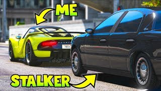 This guy was following me... So I taught him a lesson!! (GTA 5 Mods Gameplay)
