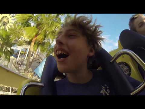A Day At Disneyland  - Part 2