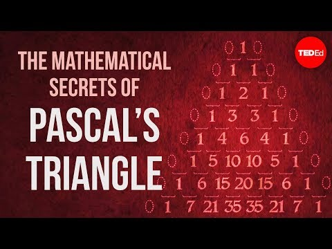 The mathematical secrets of Pascal's triangle - Wajdi Mohamed Ratemi