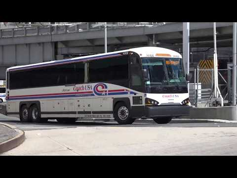 PORT AUTHORITY JERSEY CRUISER BUS PARADE PART 2 OF 2