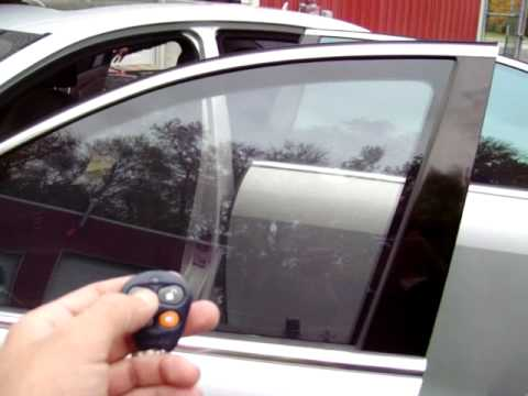 Defiant Audio does Electric Window tint, adjustable window tint, wireless window tint