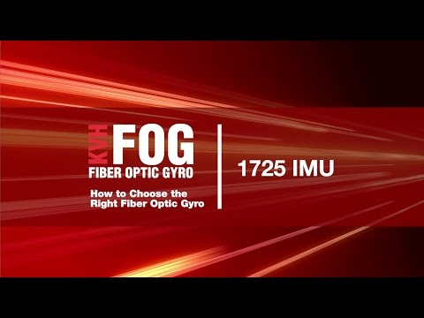 1725 IMU: How to Choose the Right Fiber Optic Gyro - NEW