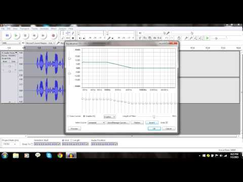 How to make your voice clear in Audacity 200%