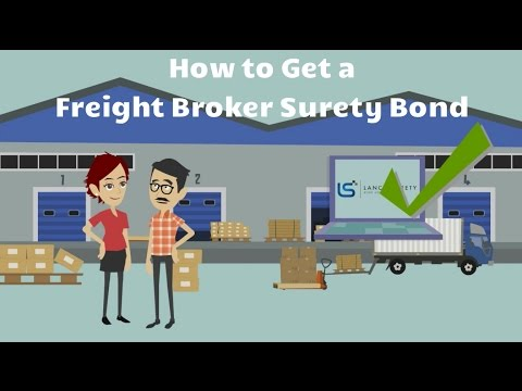How to Get a Freight Broker Bond?