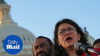 Tlaib says she won't visit West Bank under 'oppressive' conditions
