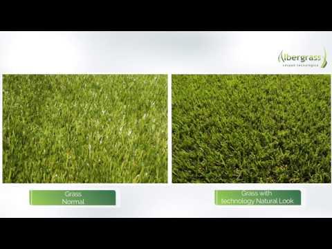 Artificial Grass Albergrass. Natural Look Technology (The best Natural grass looking)